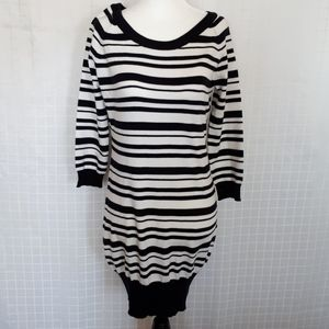 Jo & Co Jeans Body Con Dress Size L